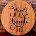 幸福は買えない、でもワインは買える。同じようなものね。